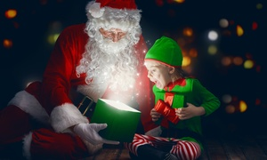 Up to 44% Off Admission to The Great Christmas Adventure at The Great Christmas Adventure, plus 6.0% Cash Back from Ebates.