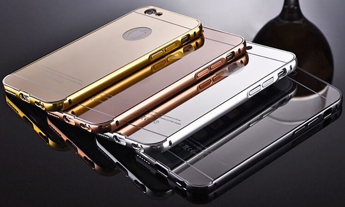 custodia iphone 6 specchio