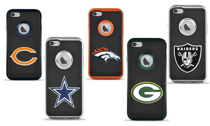 NFL Flex Sideline Cases For iPhone 6 Plus /6S Plus  Groupon