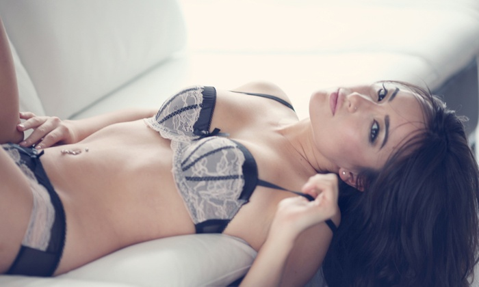 Cydexia - Vancouver: One-Hour Boudoir Photo Shoot with Six Digital Images and Optional Hair and Makeup at Cydexia (Up to 72% Off)