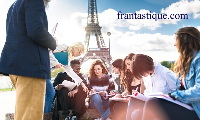 6, 12 od. 24 Monate Online-Training für Französisch, optional mit Betreuung & Diplom, bei Frantastique(bis 37% sparen*)