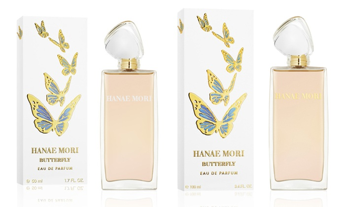 Up To 81% Off on Hanae Mori Butterfly Fragrance | Groupon Goods