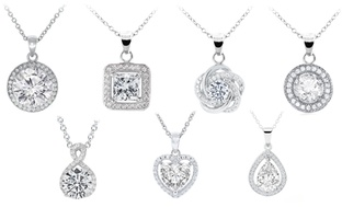 Pendant Necklace Collection made with Swarovski Elements