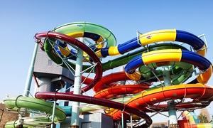 Wasserpark Océade Belgien: Tagesticket für 1 Kind oder Erwachsenen, optional Familie, für den Wasserpark Océade Belgien (bis zu 49% sparen*)