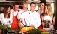 5 Stunden Kochkurs nach Wahl bei Sternekoch Peter Offenhäußer inkl. Getränke für 1 oder 2 Personen (34% sparen*)