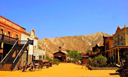 Almería: 1 o 2 noches para 2 o 3 con desayuno, detalle y opción a entradas a MiniHollywood en Hospedería del Desierto