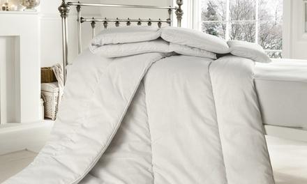 Silentnight Just Like Down Microfibre Pillows or Duvet Set
