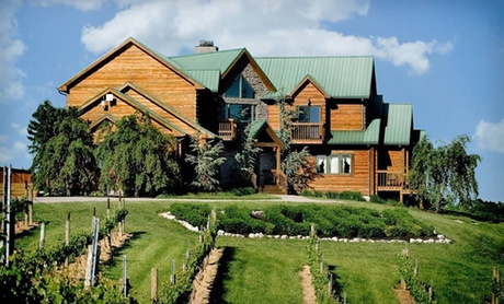 Lodge at Winery in Kentucky's Golden Triangle