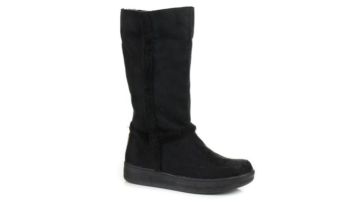 9cc2a31eec7 Mata Women's Shearling Cold Weather Boots (Size 9)