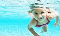 5x oder 8x Schwimmunterricht für Kinder ab 5 Jahre in der Schwimmschule Bubblemaker (bis zu 53% sparen*)