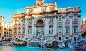 ✈ Rome : 2, 3 ou 4 nuits avec petit-déjeuner et vols A/R ROME