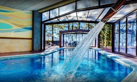 Acceso al spa para 2 personas con opción a brunch y masaje en Hotel Spa Villalba (hasta 46% de descuento)