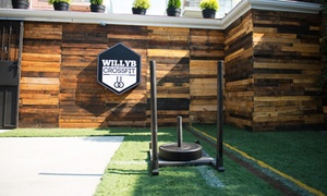 WillyB CrossFit: One or Two Months of Unlimited CrossFit Classes at WillyB CrossFit (Up to 69% Off)