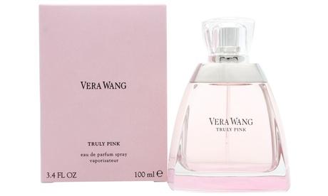 Vera Wang Truly Pink Eau de Parfum 100ml Spray