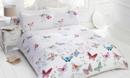 Rapport Home Mariposa Duvet Cover Set