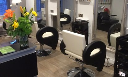 Restyle, Wash, Cut or Blow-Dry, or Highlights or Colour with Senior Stylist at Elegance Hair Brighton (Up to 60% Off)