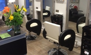 Elegance Hair Brighton: Restyle, Wash, Cut or Blow-Dry, or Highlights or Colour with Senior Stylist at Elegance Hair Brighton (Up to 60% Off)