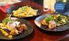 Kelburn Village Pub - Kelburn: Spend on Food and Drinks: $25 for $50, $50 for $100, $75 for $150 or $100 for $200 at Kelburn Village Pub