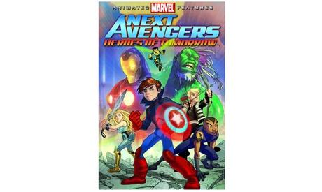 Next Avengers: Heroes of Tomorrow on DVD e2d737fc-ac27-11e6-b592-002590604002