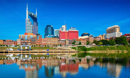 Stay at Best Western Plus Music Row in Nashville, TN. Dates into January 2019.