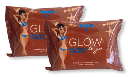Up To 75% Off on Spa Life Self Tanning Towelettes  17ac45982