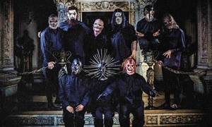 Slipknot: Slipknot, Lamb of God, and Bullet for My Valentine on Saturday, August 8 (Up to 50% Off)