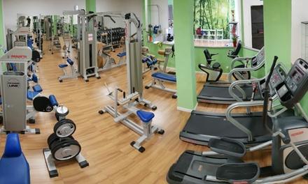 Ingressi sala pesi e corsi fitness