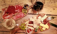 Five or Ten Tapas Dishes with Olives, Bread, and Drinks or Wine for Two or Four at Deli Nene (Up to 41% Off)