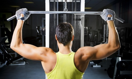 Four Weeks of Gym Membership at Capital City Strength & Conditioning (45% Off)