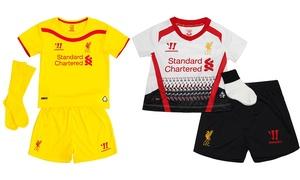 Ensemble Liverpool FC Enfants