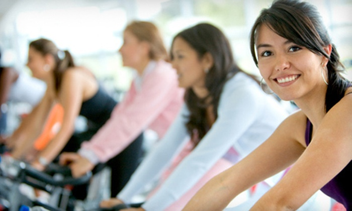 V-Tone Fitness - Birchwood,Dolands Addition,Far North Side,Rogers Park: Fitness or Boot-Camp Class ($12 Value)
