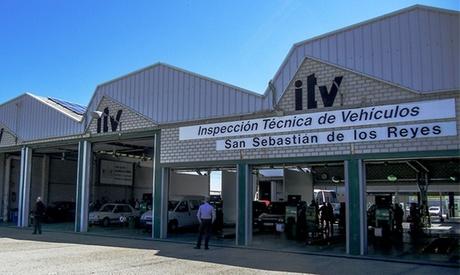 ITV para vehículos gasolina, diésel o motocicletas en ITV Go San Sebastián de Los Reyes (hasta 29% de descuento)