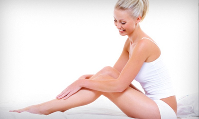 The Aesthetics Firm - Academy Park: Six Laser Hair-Removal Treatments for Small, Medium, or Large Area at The Aesthetics Firm in Lakewood (Up to 85% Off)