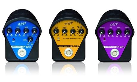 Effetti a pedale per chitarre De Salvo disponibili in 3 modelli a 24,90 €