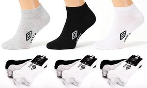 15 paires de socquettes Umbro