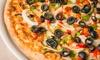 Pizzas a recoger en Red Pizza