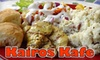 Kairos Kafe - South Titusville: $6 for $12 Worth of Greek-Inspired Southern Fare at Kairos Kafe