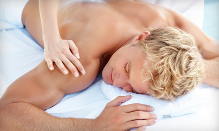 Barton Chiropractic in Concord - Cambridge Park: $29 for a 60-Minute Massage, Chiropractic Exam, and X-rays at Barton Chiropractic in Concord