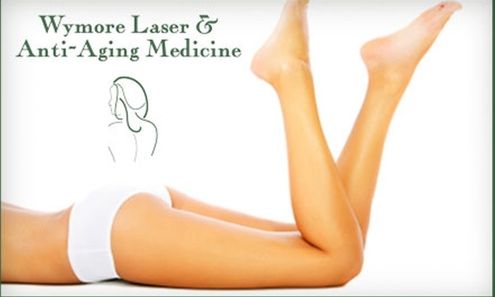 Wymore Laser & Anti-Aging Medicine - Orlando: $150 for Three VelaShape treatments at Wymore Laser & Anti-Aging Medicine (up to $597 value)