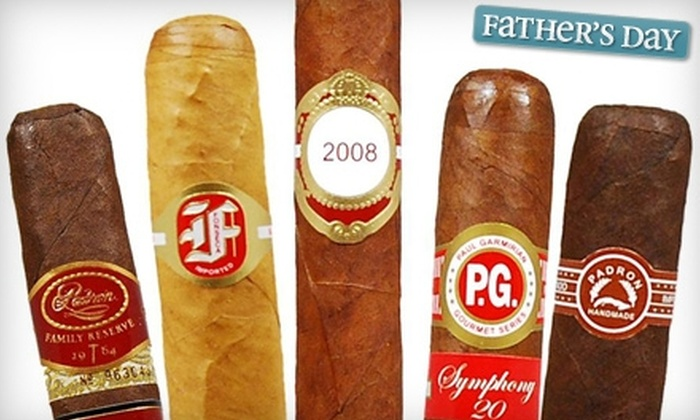 A Little Taste of Cuba - Multiple Locations: $20 for $40 Worth of Cigars and Accessories at A Little Taste of Cuba