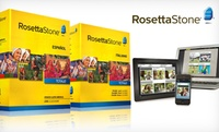 GROUPON: $259.99 for a Rosetta Stone Language Course Rosetta Stone Language Course