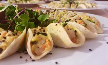 Catering premium de la chef Montse Lafita para 12 o 24 personas desde 79,90 € en Lafita Catering