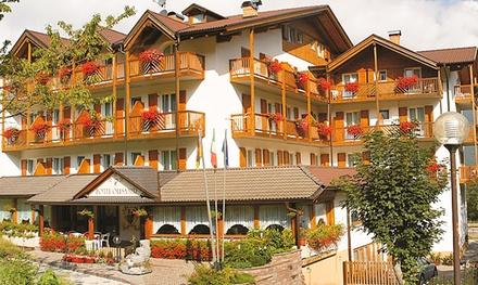 Trentino: fino a 7 notti in mezza pensione e ingresso Spa per 2 a 69€euro