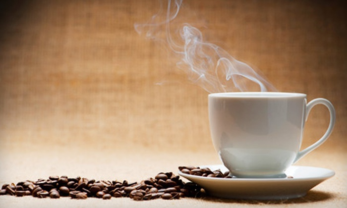 Jumpin' Java - Jack Britt: $10 for Five Coffee, Tea, Smoothie, or Specialty Drinks at Jumpin' Java in Fayetteville (Up to $21.25 Value)