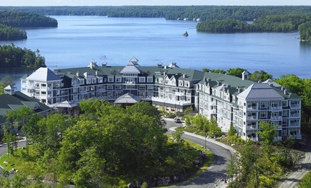One Night Stay For Up to Five in a One-Bedroom Suite With Breakfast for Two, Valid Sunday-Thursday - JW Marriott The Rosseau Muskoka Resort & Spa in Minett