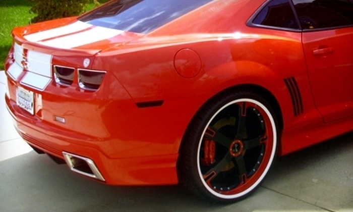 Empire Auto Detailers - Beltsville: $39 for an Express Mini Detail from Empire Auto Detailers
