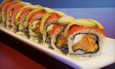 Sushi Dinner for 2 (a $30 value) - Gen Sushi in North Vancouver