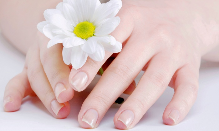HanaNails - Plaza: $5 for $10 Worth of Services at Hana Nail Spa