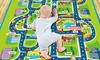 Kids' Road Traffic Play Mat