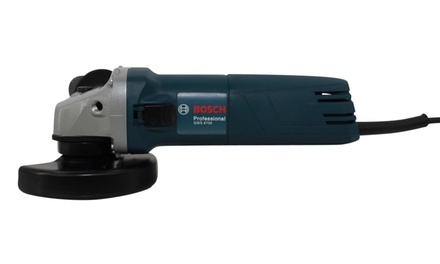 Bosch Winkelschleifer GWS 6700 Professionalmit kräftigem Motor und Wiederanlaufschutz